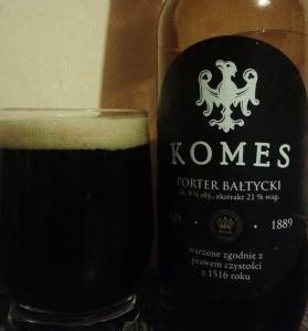 komes baltycki porter