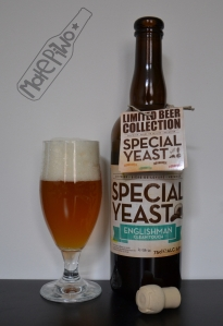 Special Yeast Englishman Clean Touch