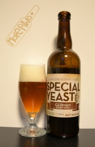 Special Yeast German Smoky Touch