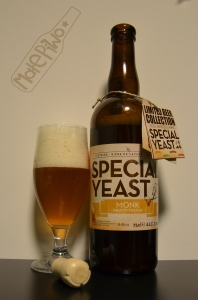 Special Yeast Monk Fruity Touch